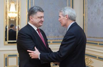 Порошенко: США должны обеспечить выполнение Минских соглашений