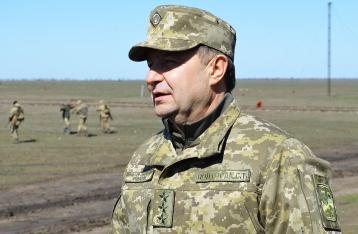Полторак: ВСУ должны отойти от советской системы подготовки