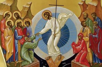 Православные празднуют Пасху Господню, Светлое Христово Воскресение