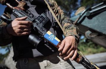 За сутки в зоне АТО погибли шестеро военных