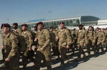 Американские десантники прибыли в Украину