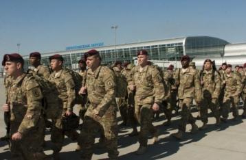 На Львовщине начинаются украинско-американские военные учения