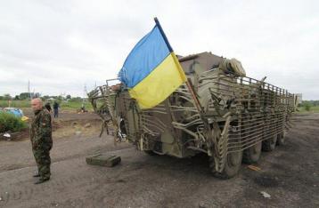Порошенко: На фронте Украина потеряла более шести тысяч человек