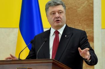 Президент обещает в случае атаки противника ввести военное положение