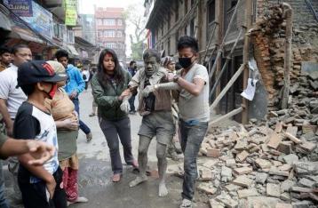 Жертв землетрясений в Непале уже более 3200 человек