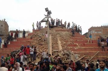 В Непале заявляют о 4100 погибших в результате землетрясения