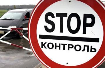 На Луганщине запретят движение грузовиков и автобусов в ЛНР