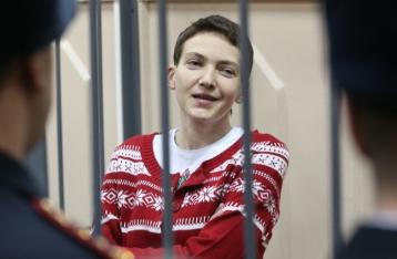 Савченко перевели в московскую больницу