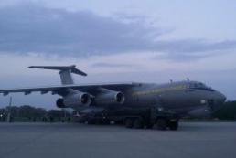 Украинский самолет ночью вылетел в Непал