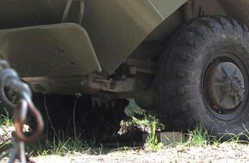 В Луганской области подорвалась БРДМ: двое военных погибли, трое ранены