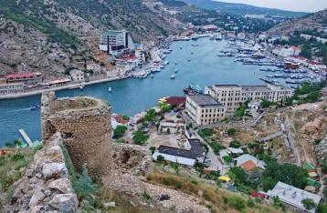 Кабмин закрыл крымские порты для иностранных судов
