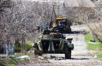 За прошлые сутки погибли пятеро украинских военных
