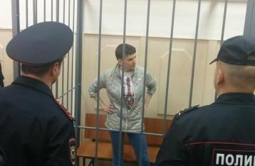 Суд не признал дипломатический иммунитет Савченко