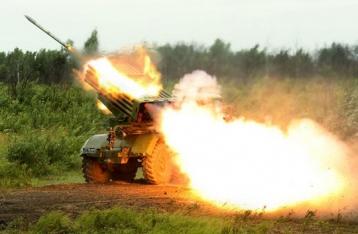ОБСЕ впервые с февраля зафиксировала стрельбу из «Градов» на Донбассе