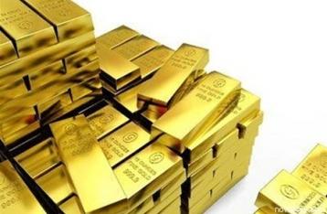 Золотовалютные резервы Украины сократились на 3,4%