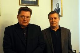 Олесь Янчук и Роман Балаян: Власть должна полюбить кино так, как она любит футбол