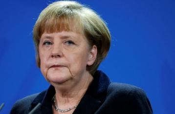 Меркель: Полного прекращения огня на Донбассе так и не произошло