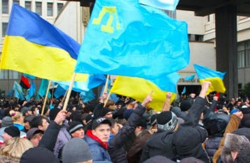 Рада призвала мировое сообщество защитить крымских татар от России