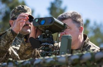 Порошенко: В Украине находятся 11 тысяч российских военных