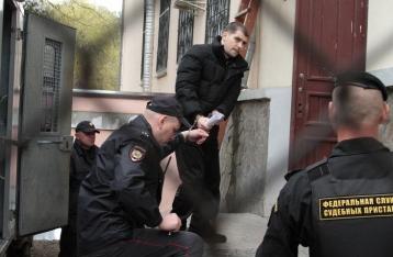 Крымский суд приговорил активиста Майдана к четырем годам колонии