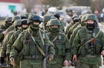 Генштаб: Российские спецназовцы срочно покидают Украину