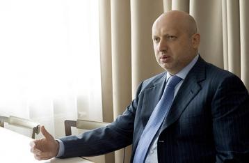 Турчинов не исключает размещения систем ПРО в Украине