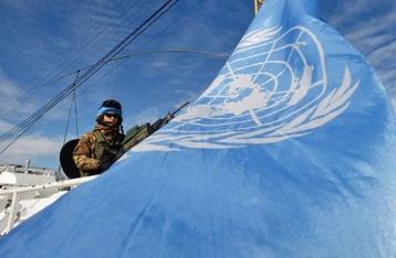 Кабмин просит Раду допустить миротворцев на Донбасс
