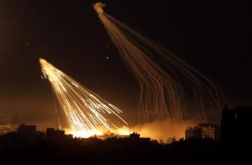 В штабе АТО подтвердили применение НВФ фосфорных бомб