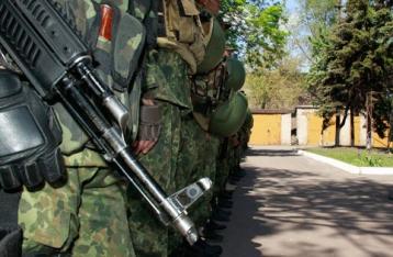 За прошлые сутки погибли трое украинских военных