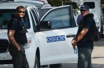 ОБСЕ: Подгруппы по Донбассу работают конструктивно