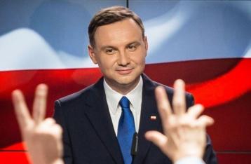 На президентских выборах в Польше побеждает Анджей Дуда