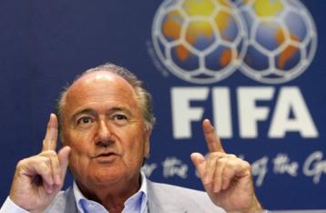 Блаттер переизбран президентом ФИФА