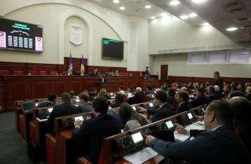 Столичные депутаты поддержали решение о возобновлении райсоветов
