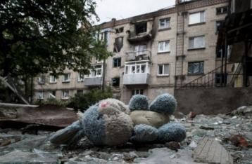Прокуратура заявляет о новом обстреле Горловки: трое погибших, ранены двое детей
