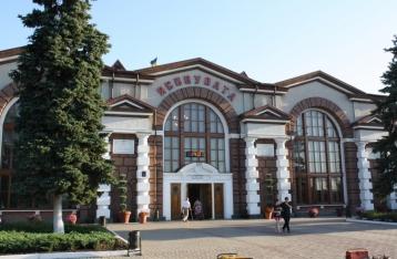 В Донецкой области взорвали ж/д пути