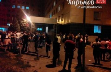 Из-за массовой драки в Харькове в больницу попали шесть человек