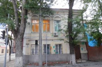 На консульство Украины в Ростове-на-Дону совершено нападение