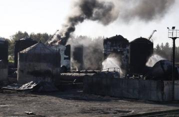 Чечеткин рассказал, почему нефтебаза горит до сих пор