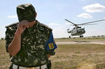 За сутки в зоне АТО погиб один и ранен 21 военный