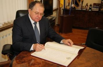 Наливайченко инициировал уголовное дело против главы КСУ