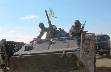 За прошлые сутки Украина потеряла двух бойцов