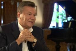 Янукович: Я сделал недостаточно, чтобы не было кровопролития