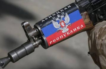 НВФ обстреляли под Донецком автоколонну «Красного креста»