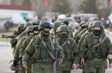 Штаб АТО: На Донбассе и возле границы находится 54 тысячи российских военных