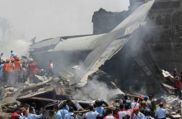 В результате авиакатастрофы в Индонезии погибли 38 человек