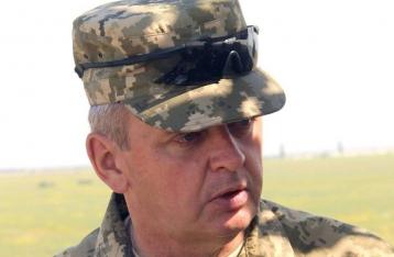 Муженко: НВФ готовят наступление в районе Донецка