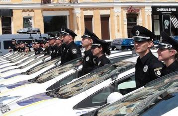 Патрульная полиция Киева к концу недели полностью заменит ГАИ
