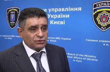 Люстрированный Терещук снова возглавил милицию Киева