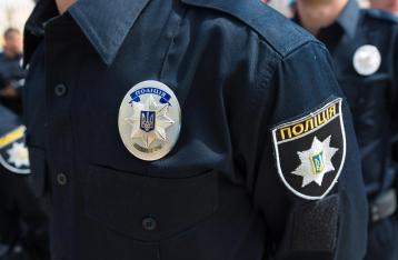 На патрульных полицейских в Киеве совершено нападение