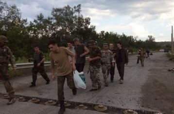 Геращенко: НВФ удерживают в плену 245 украинцев